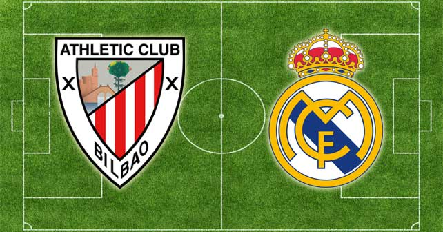Athletic Bilbao -Real Madrid