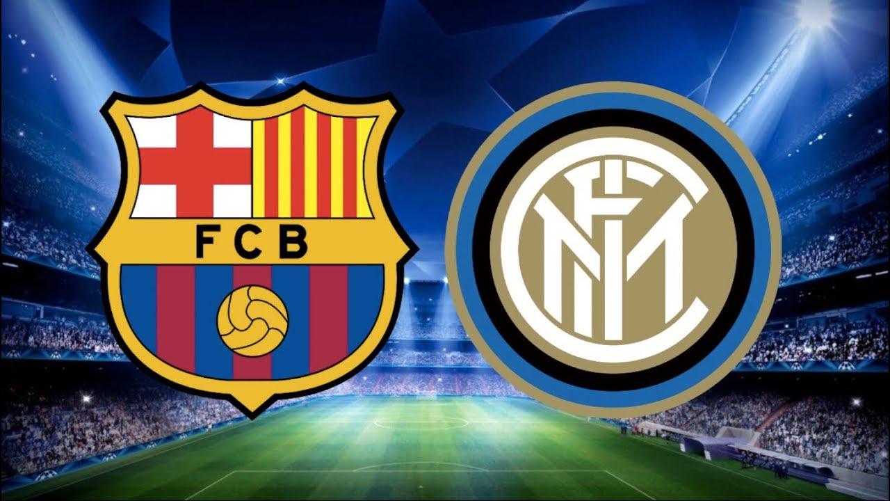Barcellona-Inter Champions League