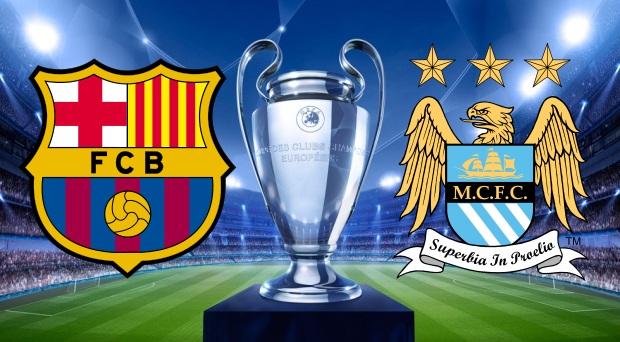 Barcellona-Manchester City