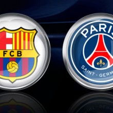 Barcellona vs PSG