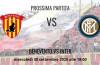 Benevento-Inter 1^ Giornata