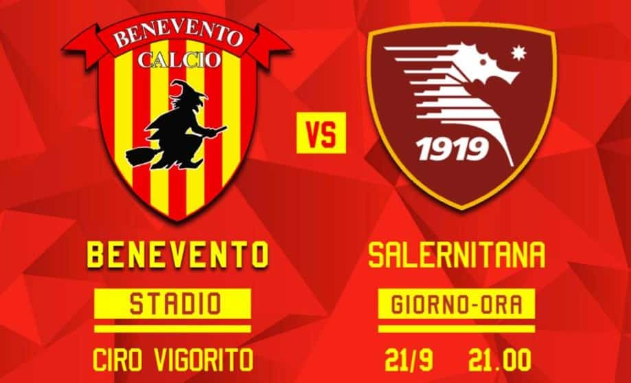 Benevento-Salernitana