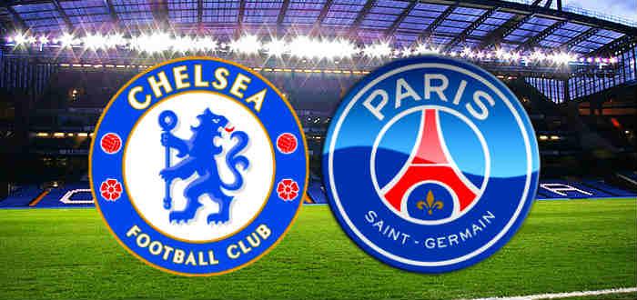 Chelsea-PSG Champions League