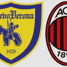 Chievo Verona-Milan