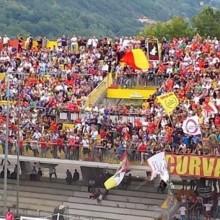 Curva Sud Benevento Calcio