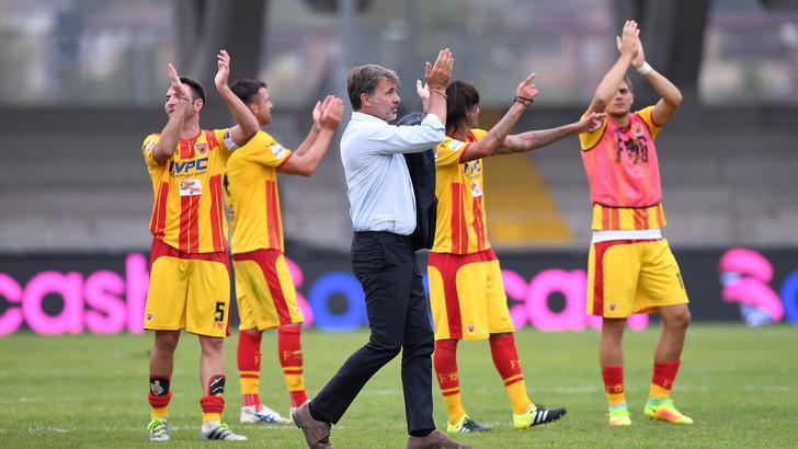 Entella-Benevento