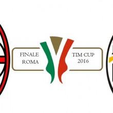 Finale-Coppa-Italia Milan-Juventus