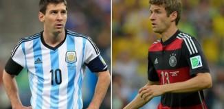Germania-Argentina