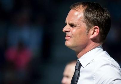 Frank de Boer allenatore Inter