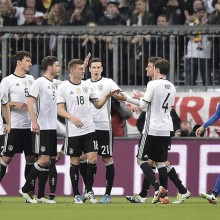 Germania-Italia 4-1