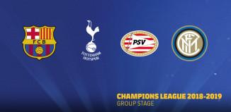 Girone B Champions League