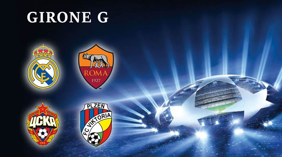 Girone G Champions League