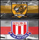 Hull City-Stoke City