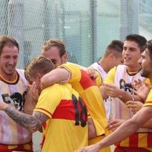 Il Benevento vince ad Andria