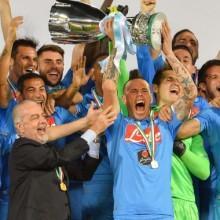 Il Napoli vince la Supercoppa Italiana