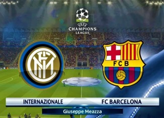 Inter-Barcellona Champions League