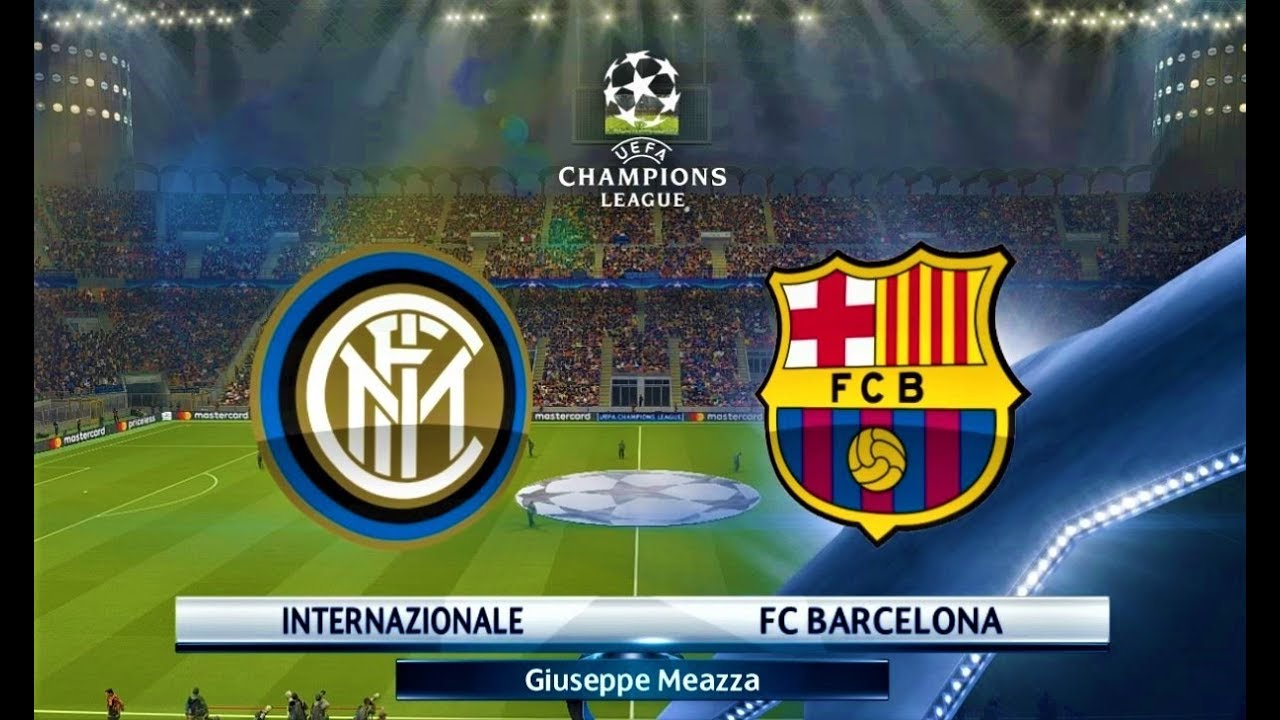 Calendario Barcellona.Sorteggio Gironi Champions League Inter Barcellona Il