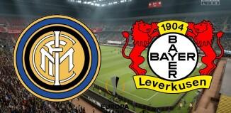 Inter-Bayer Leverkusen Quarti di Finale