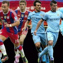 Manchester City-Bayern Monaco