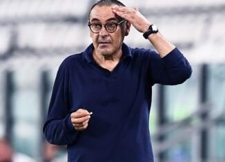 Maurizio Sarri Esonerato