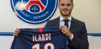 Mauro Icardi al PSG