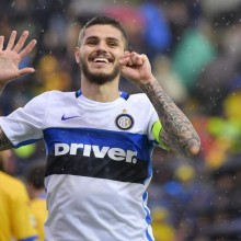 Mauro Icardi match winner Frosinone-Inter