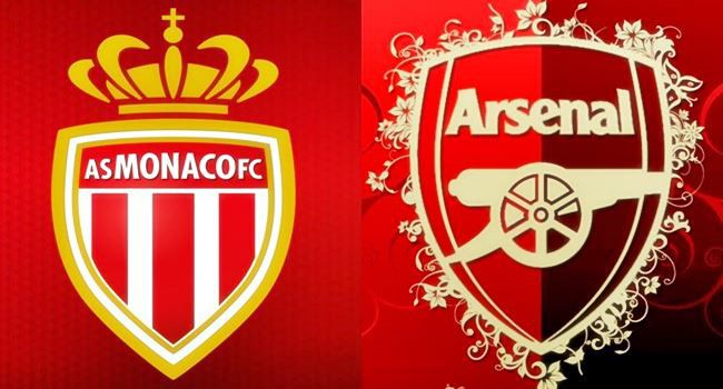 Monaco-Arsenal