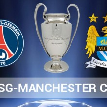 PSG-Manchester City