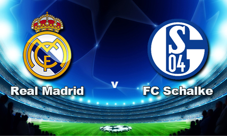 Real Madrid-Schalke 04