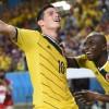 Rodriguez affonda l'Uruguay: Colombia ai quarti