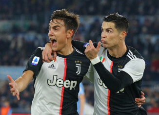 Ronaldo e Dybala