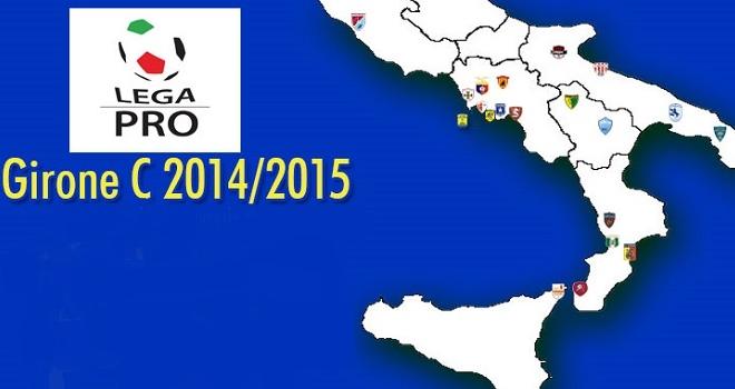 lega pro girone c 2014-15